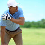 Golf Shoulder Pain