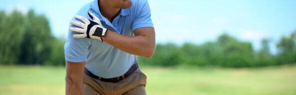 Golf Shoulder Pain