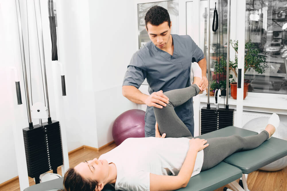 Physical Therapy for Torn Hip Labrum