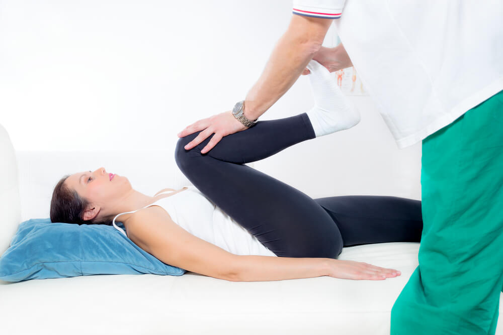 Physical Therapy After Hip Surgery