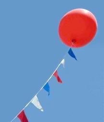 60 Inch Jumbo Balloon