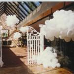 Clouds Entrance