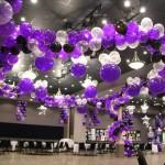 Purple Display