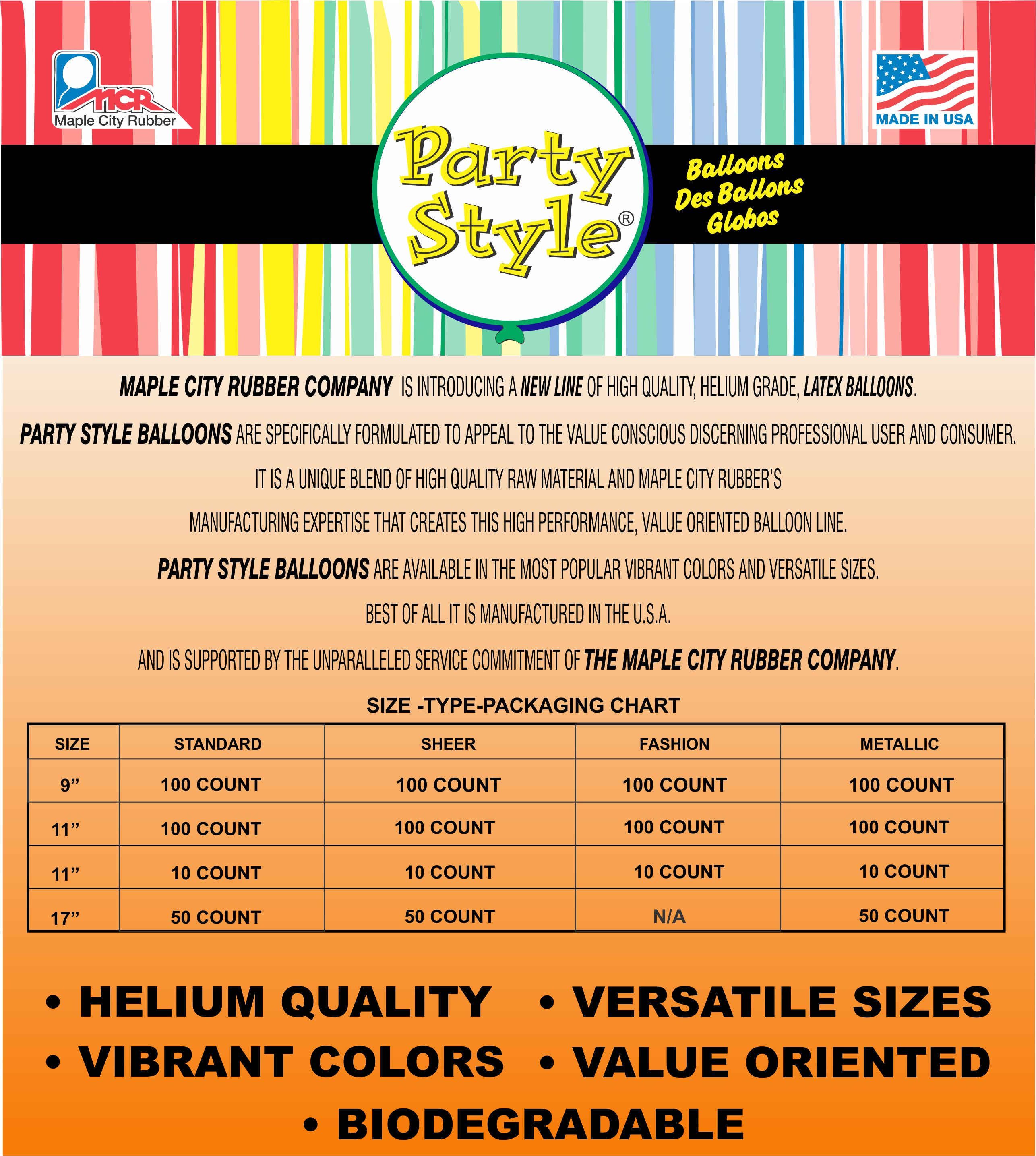 2018 PARTY STYLE Balloons page FINAL no footer