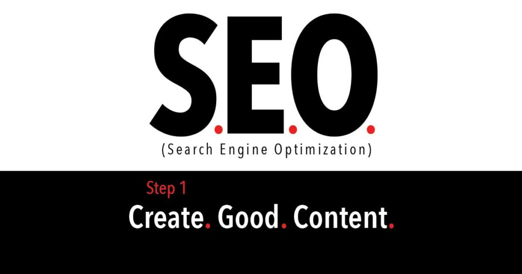 "text ""S.E.O. (Search Engine Optimization)"