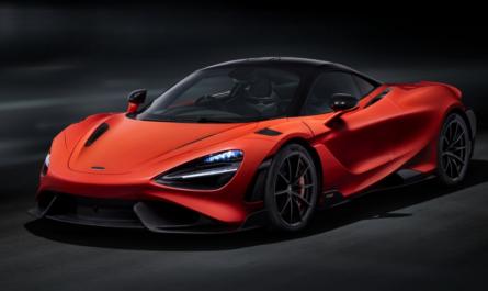 McLaren 765LT Exterior