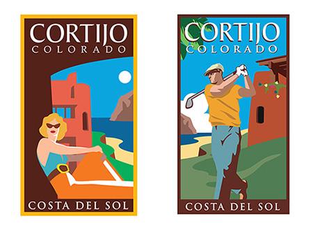 Cortijo Colorado Costa Del Sol identity