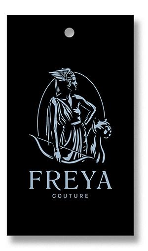 Freya Couture hangtag
