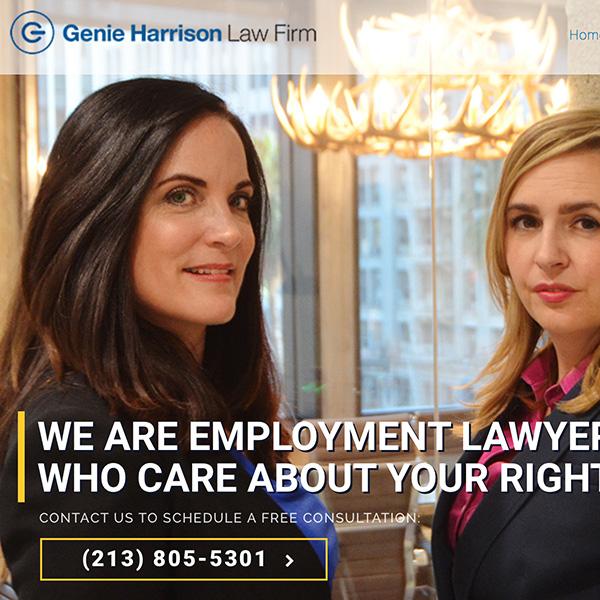 Genie Harrison Law Firm