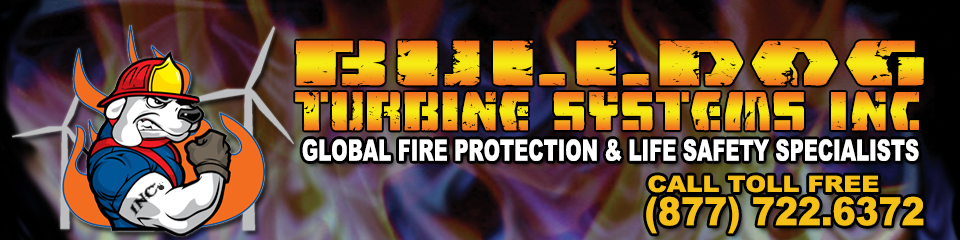 Bulldog Turbine Systems | Wind Turbine Fire Protection & Suppression