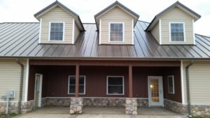 Seamless Roofing Chouteau OK