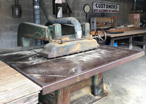 Crafty Beaver Wood cutting
