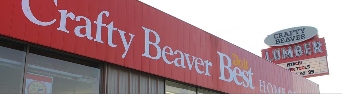Crafty Beaver store