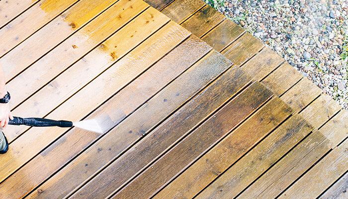 clean-deck
