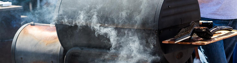 pellet or smoker grill
