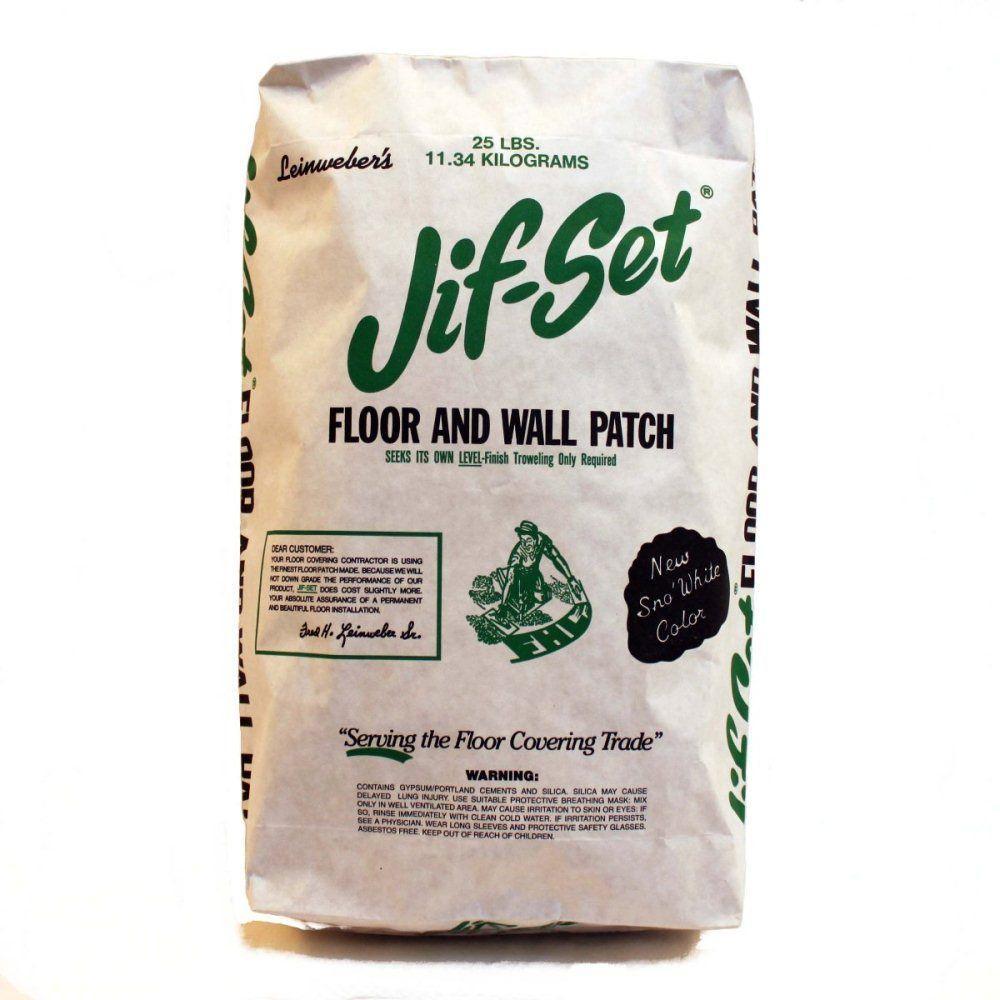 Jif-Set Floor Leveler
