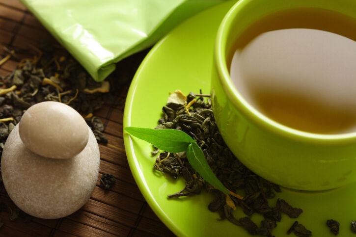 Té verde para tu piel y tu inmunidad