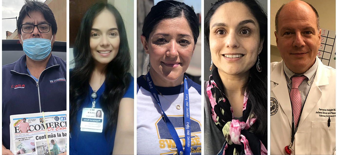 Stories of Hispanic Heroes