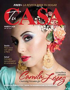 Tu Casa Magazine, Marzo 2020