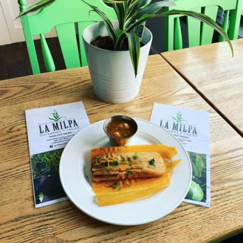 La Milpa sabores auténticos de Sinaloa
