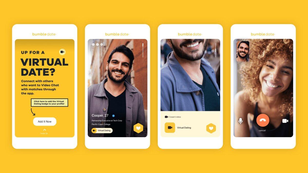 """Bumble: el éxito de la """"app""""' de citas en la que las mujeres tienen el control"""