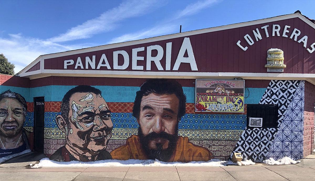 Westwood: Un distrito de Arte en el Suroeste de Denver
