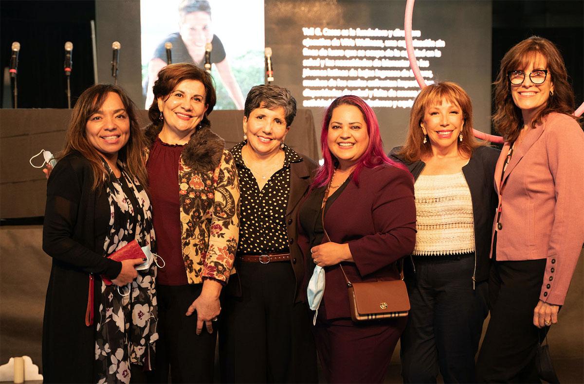 La celebración de las latinas, lideres y emprendedoras
