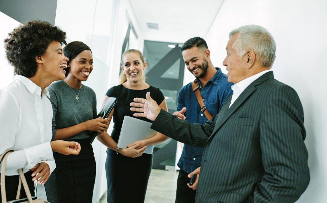 Beneficios de las empresas diversas