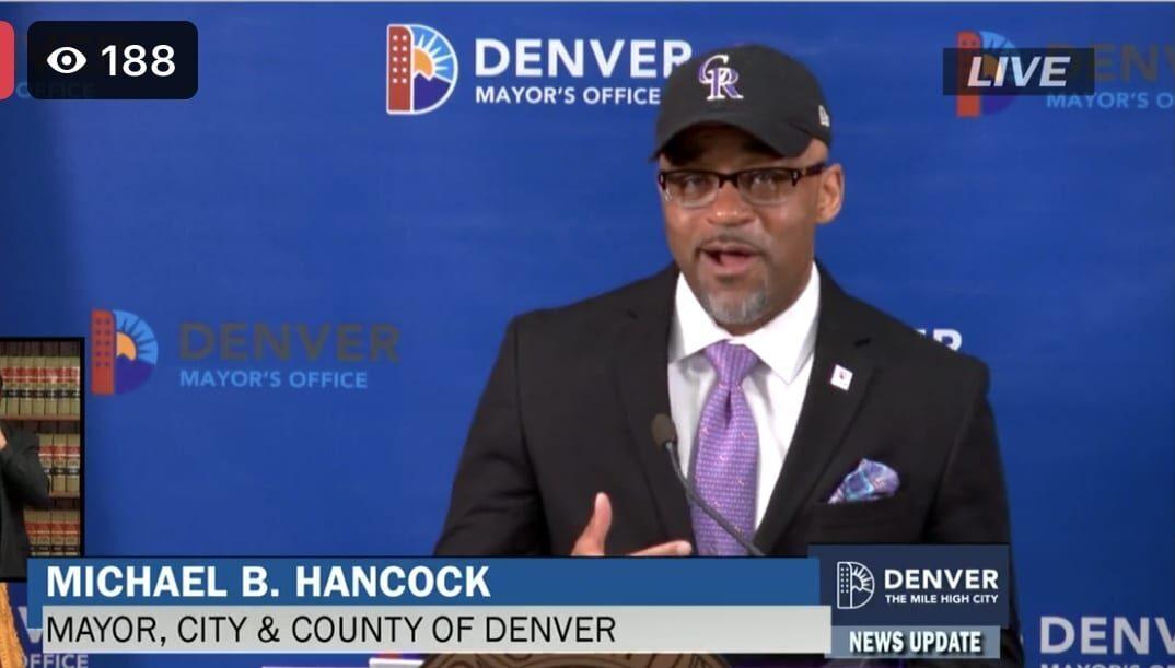 Alcalde Hancock celebra llegada del All Star Game a Denver