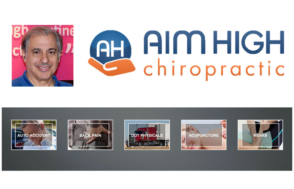 Newest Doctor at Aim High Chiropractic