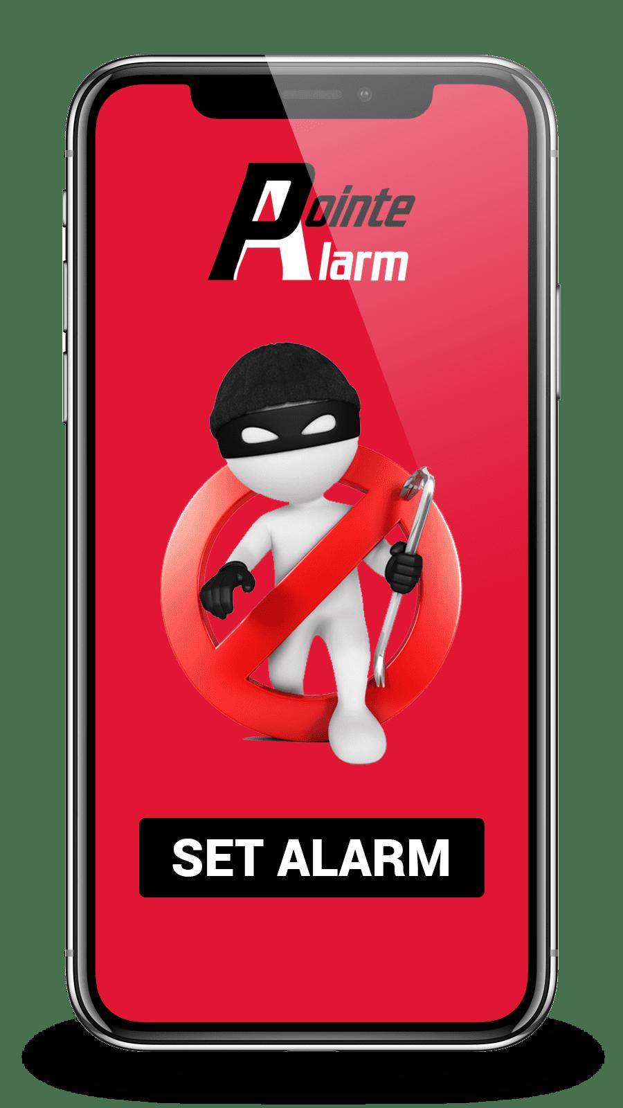 Ponte Alarm
