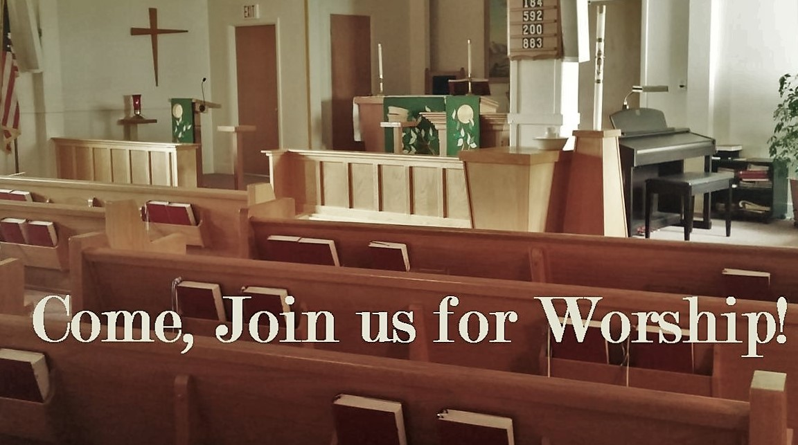 Trinity Lutheran Church of Falun, Wisconsin welcomes you
