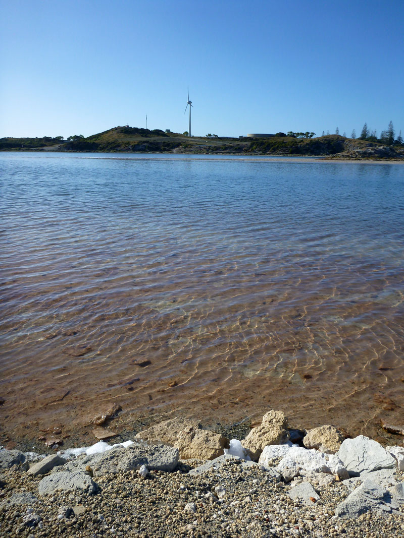 Rottnest wind turbine