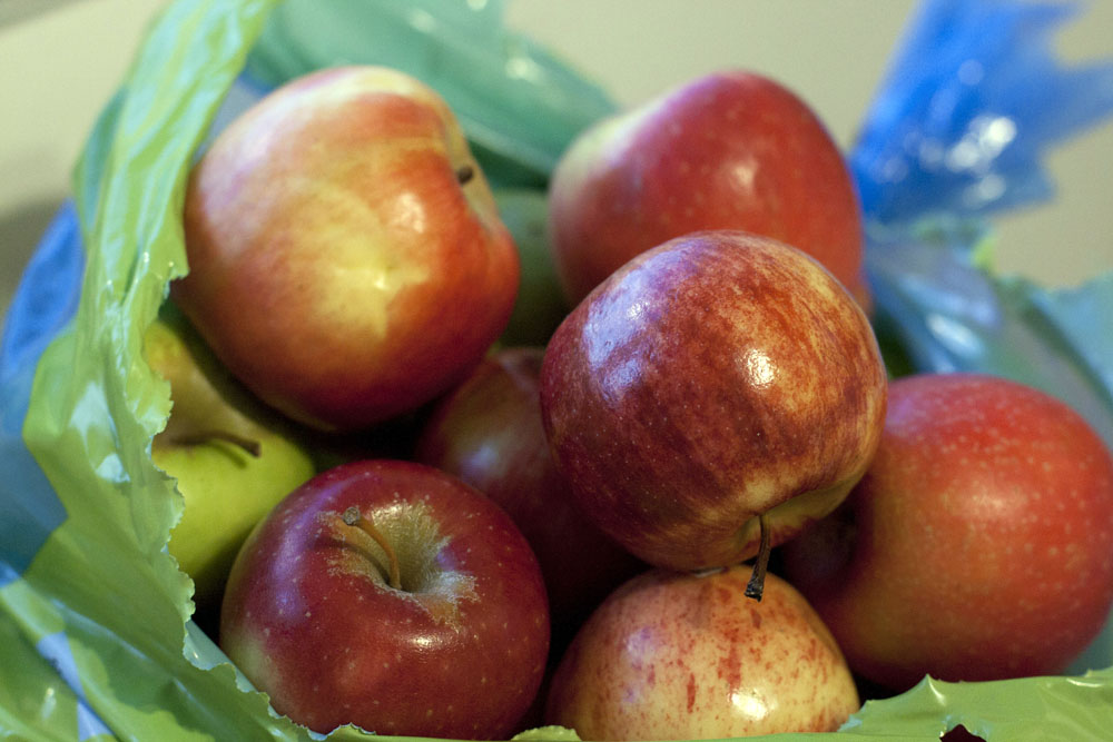 Apples from Manjimup
