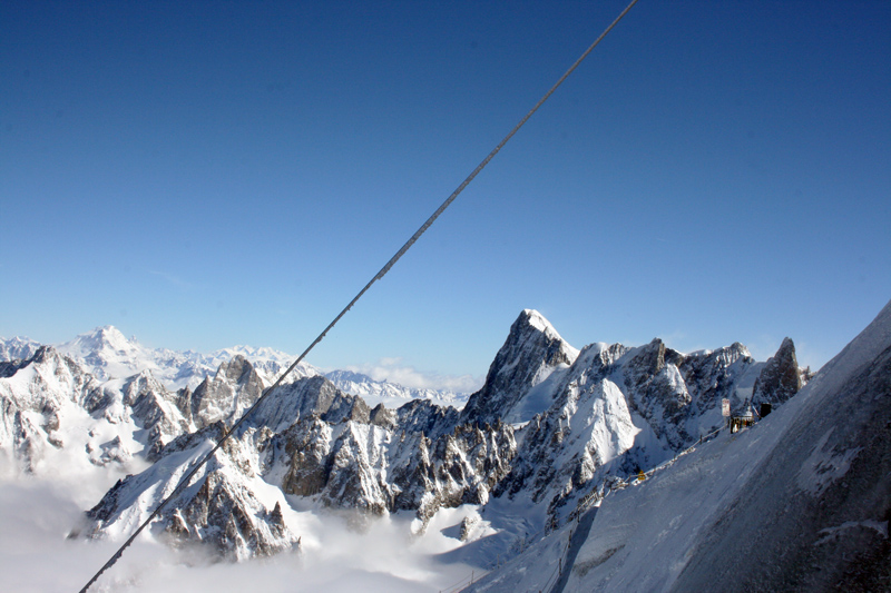 Mountains-in-Chamonix