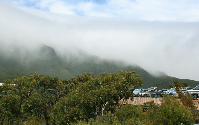 Bluff-Knoll-Carpark