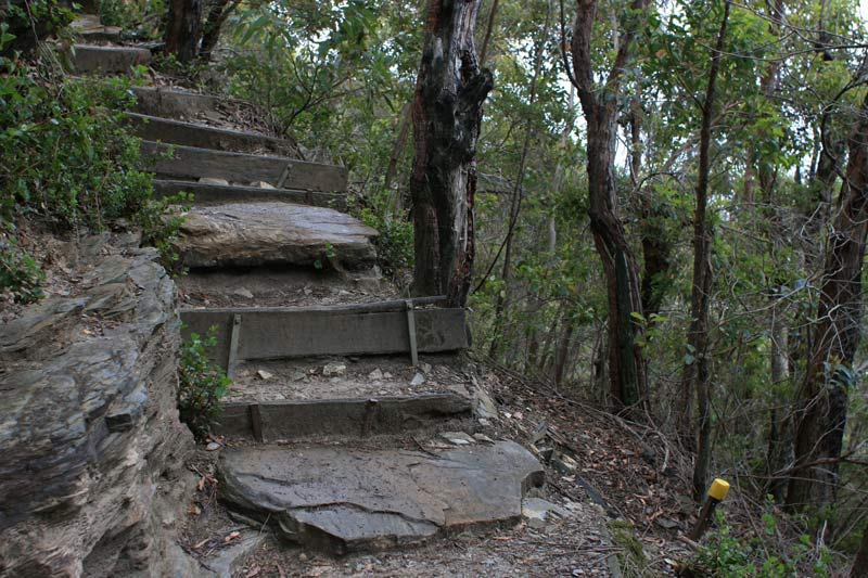 Bluff-Knoll-Trail-Steps