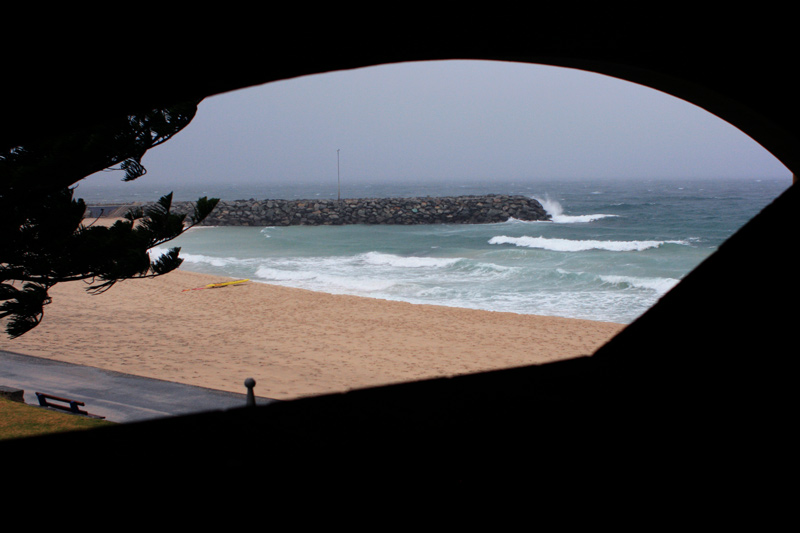 Stormy-weather-Cottesloe-perth
