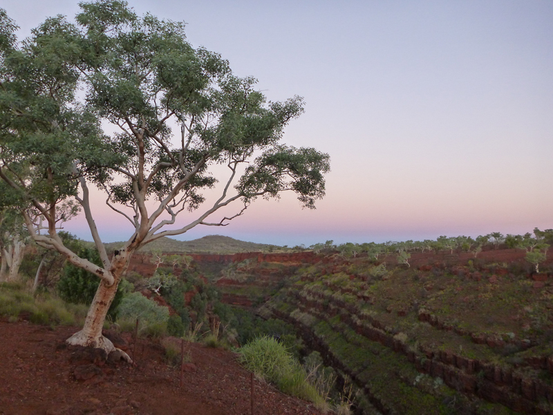 Sunset-dales-gorge