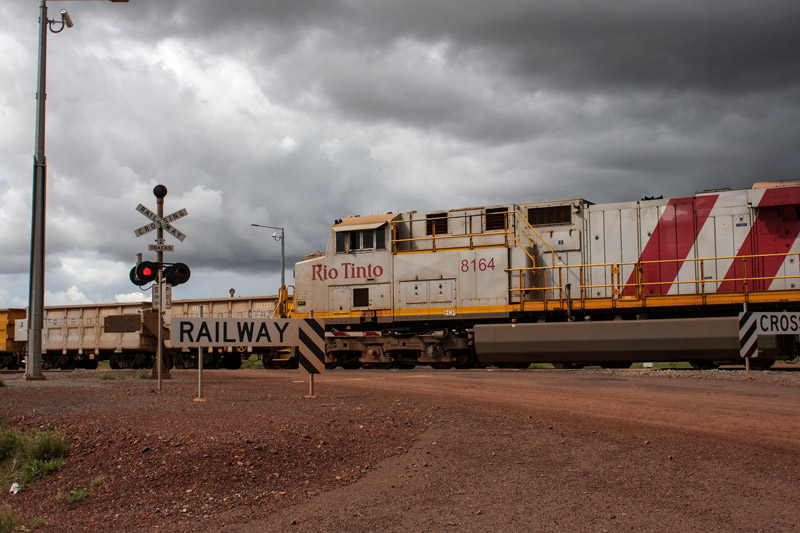 Iron-train-karratha