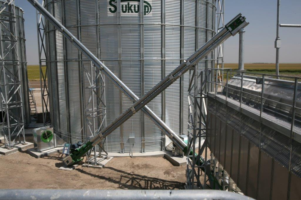 Sukup Double Run Conveyor
