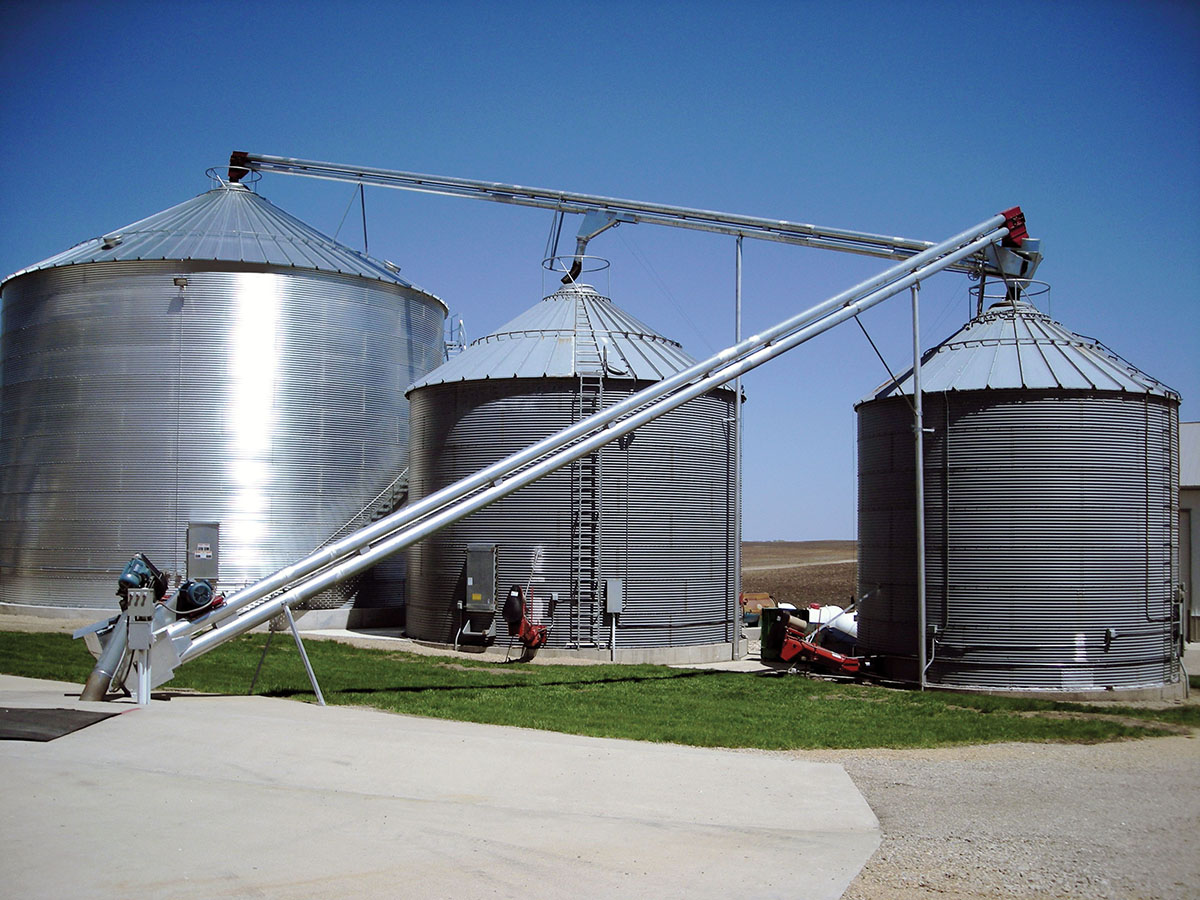 Stationary Grain Pumps