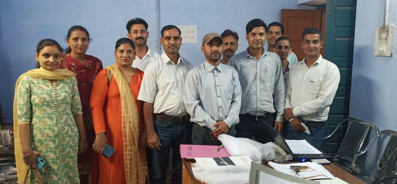 लोकमित्र एवं सीएससी  संघ के जिला अध्यक्ष बने ब्रह्मनंद शर्मा |