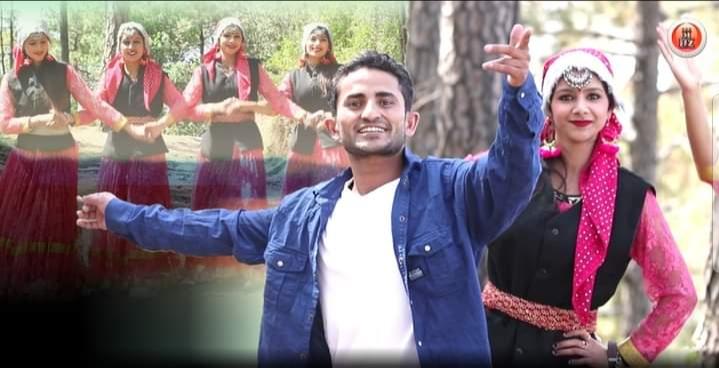 फैमस नाटी सिरमौर वालिए के चाहने वालो का आया अजय चौहान को बुलावा