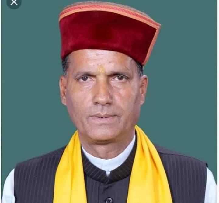 दुखद -मंडी संसदीय क्षेत्र के सांसद रामस्वरूप शर्मा का दिल्ली के अस्पताल में निधन