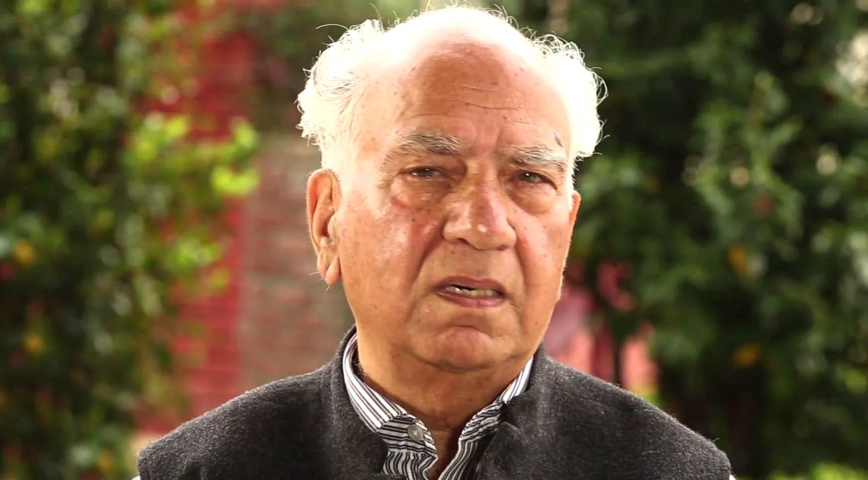 कांग्रेस विधायक क्षमा याचना करेंगे, तो उनका कद छोटा न होकर, बड़ा होगा,पूर्व मुख्यमंत्री शांता कुमार ने वीरभद्र को फोन कहा