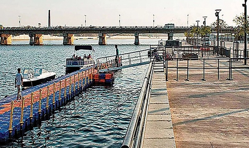 नए खुलासे-गुजरात में साबरमती नदी के अलावा दो बड़े तालाबों का पानी भी मिला कोरोना संक्रमण