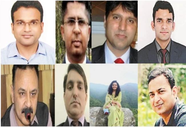 हिमाचल में आठ जिलों के उपायुक्तों (डीसी) समेत 43 आईएएस और एचएएस अधिकारियों के तबादलों के आदेश जारी