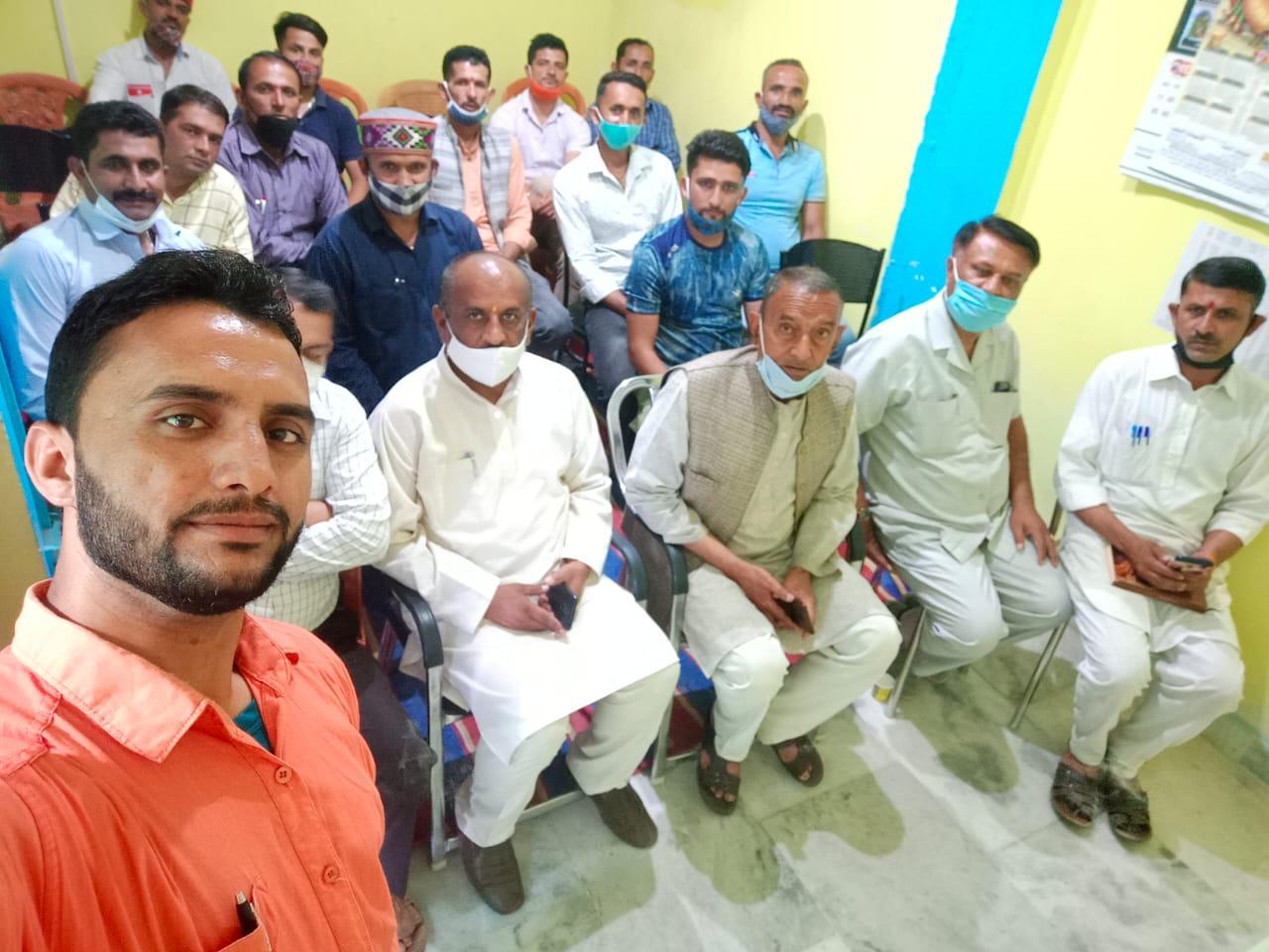 भाजपा ने जन संघ संस्थापक डॉ मुखर्जी को अर्पित किए श्रद्धासुमन
