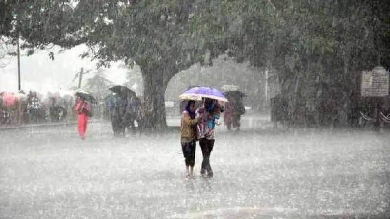 प्रदेश में लगातार 28 जून तक बारिश-अंधड़ का पूर्वानुमान